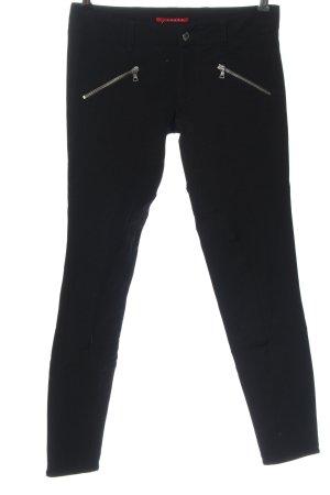Prada Jeans slim fit nero stile casual