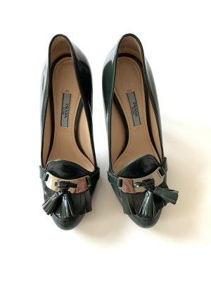 Prada Loafer Pumps /,Schuhe, Größe 36-37
