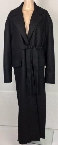 Prada Manteau long noir