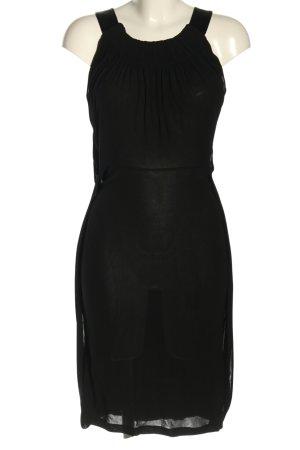 Prada Robe mi-longue noir style décontracté