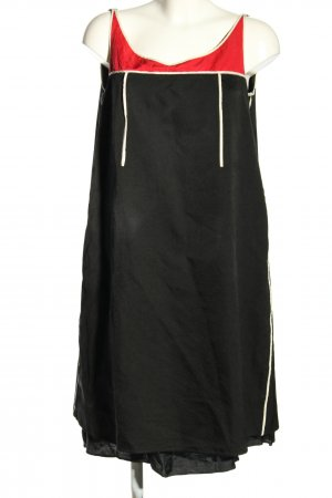 Prada Midi Dress black casual look