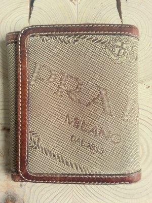 Prada Milano Geldbeutel Geldbörse Vintage