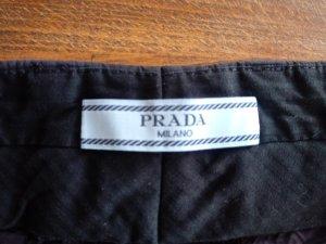 Prada Pantalone jersey antracite Cotone