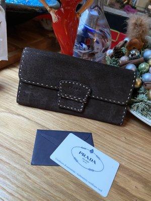 Prada Wallet multicolored leather