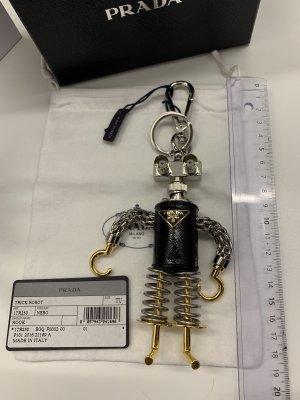 Prada Milano Robot Charm Schlüsselanhänger