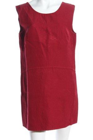 Prada Mini Dress red business style
