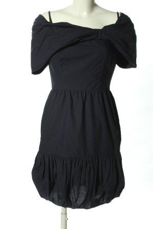 Prada Minikleid schwarz extravaganter Stil