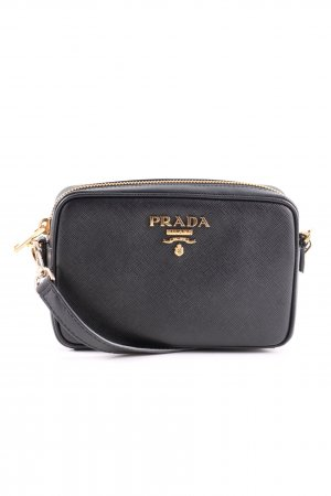 Prada Minitasche schwarz Elegant
