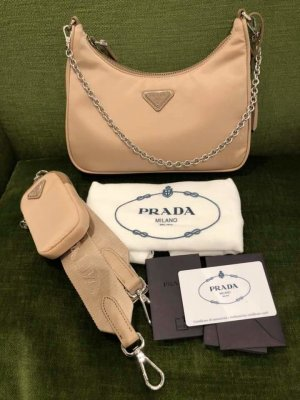 Prada Multi Pochette Bag