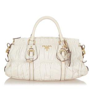 Prada Nappa Gaufre Handbag