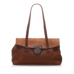 Prada Nubuck Easy Handbag