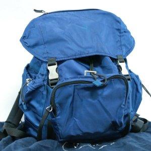 Prada Nylon Backpack Knapsack