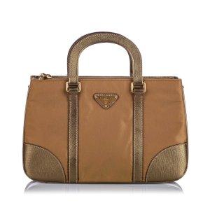 Prada Nylon Handbag