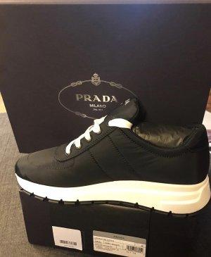 Prada Nylon Sneaker