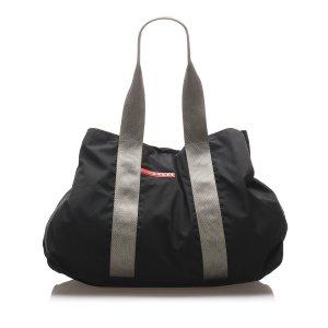 Prada Nylon Sport Tote Bag