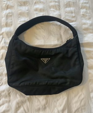 Prada Canvas Bag black