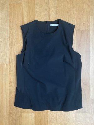Prada Slip-over blouse zwart