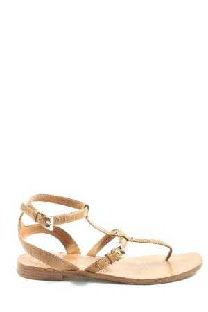 Prada Outdoor sandalen nude casual uitstraling