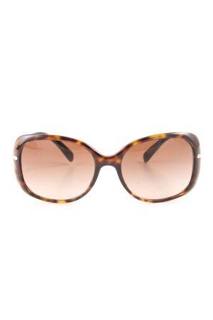 "Prada Ovale zonnebril ""PR 0PR 08OS 57 2AU6S1"""