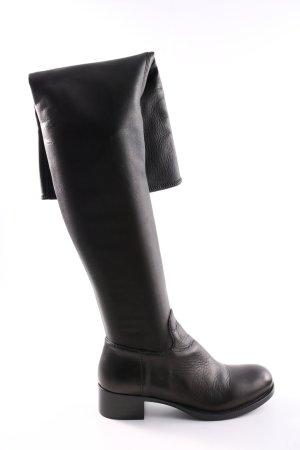 Prada Overknees black business style
