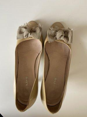Prada Peeptoe Heels