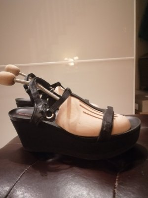 Prada Plateausandalen, Wedges