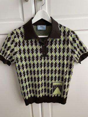 Prada Polo shirt veelkleurig