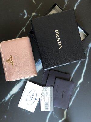 Prada Portafogli rosa-oro