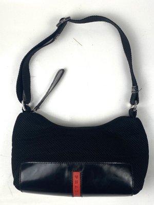 Prada Handbag black-red