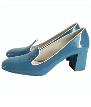 Prada Pumps Lackleder Gr. 38,5