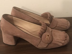 Prada Pumps rosa Gr 38,5