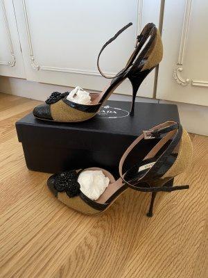 Prada High Heels multicolored leather