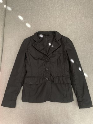 Prada Raincoat black