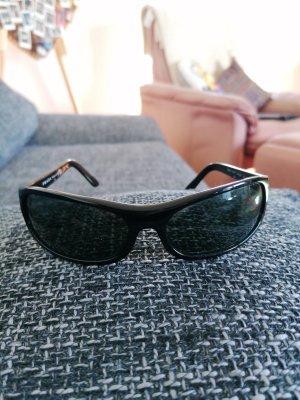 Prada retro Brille schwarz