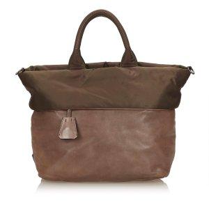 Prada Reversible Nylon Tote Bag
