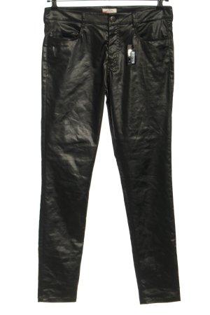 Prada Pantalon cigarette noir élégant