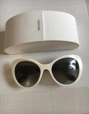 Prada - Round-frame acetate sunglasses