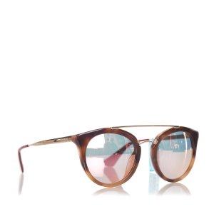 Prada Gafas de sol marrón oscuro