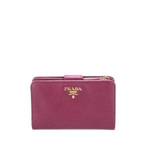 Prada Saffiano Bi-fold Wallet