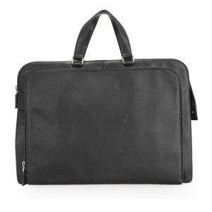 Prada Business Bag black leather