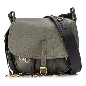 Prada Saffiano Corsaire Crossbody Bag