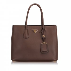 Prada Saffiano Cuir Tote Bag