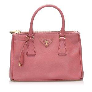 Prada Saffiano Galleria Crossbody Bag