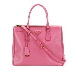 Prada Satchel pink leather
