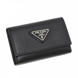 Prada Saffiano Key Holder