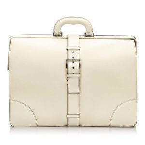 Prada Saffiano Leather Business Bag