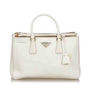 Prada Saffiano Leather Galleria Tote Bag