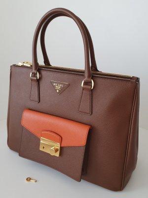 Prada Saffiano Lux Bag Tragetasche