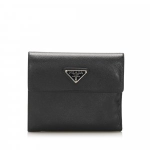 Prada Saffiano Small Wallet