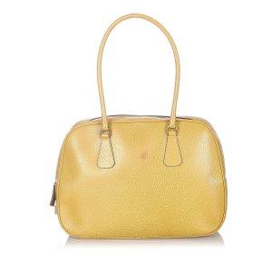 Prada Saffiano Vernice Shoulder Bag